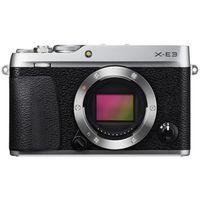Zum Vergrößern hier klicken. Artikel: Fujifilm X-E3 silber-schwarz