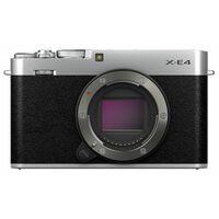 Für weitere Info hier klicken. Artikel: Fujifilm X-E4 Gehäuse silber