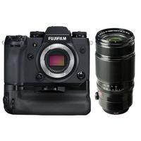 Zum Vergrößern hier klicken. Artikel: Fujifilm X-H1 + XF 50-140 mm f2,8 LM OIS WR + VPB-XH1 Batteriegriff Fujifilm X