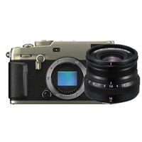 Für weitere Info hier klicken. Artikel: Fujifilm X-Pro3 + XF 16mm f/2,8 R WR schwarz DURA silber