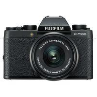 Zum Vergrößern hier klicken. Artikel: Fujifilm X-T100 + XC 15-45mm OIS PZ Fujifilm X schwarz