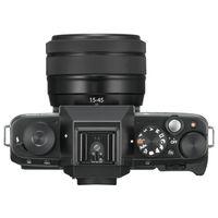 Fujifilm X-T100 + XC 15-45mm OIS PZ Fujifilm X schwarz