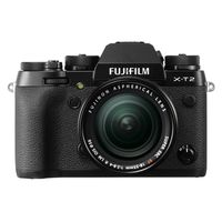 Fujifilm X-T2 mit XF18-55mm F2.8-4 R LM OIS schwarz