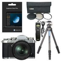 Für weitere Info hier klicken. Artikel: Fujifilm X-T3 + XF 16-80mm - Landschaftskit silber