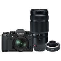 Für weitere Info hier klicken. Artikel: Fujifilm X-T3 + XF 16-80mm + XF 100-400mm f/4,5-5,6 R LM OIS WR + TC XF1.4x Set