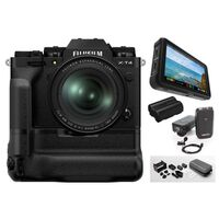 Für weitere Info hier klicken. Artikel: Fujifilm X-T4 + XF 16-80mm - Videokit für Profis schwarz