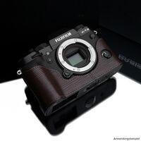 Für weitere Info hier klicken. Artikel: Gariz Halbtasche für FujiFilm FinePix X-T2 / X-T3 brown
