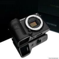 Für weitere Info hier klicken. Artikel: Gariz Halbtasche für Sony Alpha 6600 black
