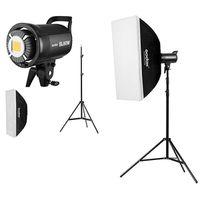 Für weitere Info hier klicken. Artikel: Godox SL60W Video Light Duo Kit