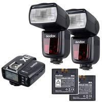Für weitere Info hier klicken. Artikel: Godox Speedlite V860II Trigger Pro Kit Canon