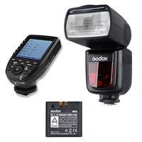 Für weitere Info hier klicken. Artikel: Godox Speedlite V860II X-PRO Single kit Fujifilm