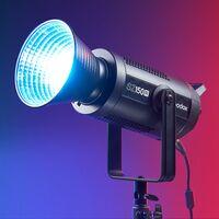 Für weitere Info hier klicken. Artikel: Godox SZ150R RGB Bi color Zoom LED