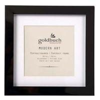 Für weitere Info hier klicken. Artikel: goldbuch Modern Art Black 10x10 Metall Portraitrahmen
