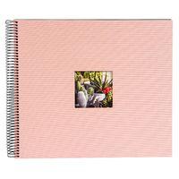 Für weitere Info hier klicken. Artikel: goldbuch Spiralalbum Bella Vista S 40 schwarze Seiten Format 34x30 rose