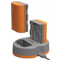 Für weitere Info hier klicken. Artikel: Hähnel Extreme Power Kit w/charger