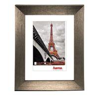 Für weitere Info hier klicken. Artikel: Hama Kunststoffrahmen Paris 15x20cm Stahl