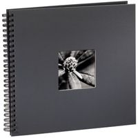 Für weitere Info hier klicken. Artikel: Hama Spiralalbum Fine Art 36x32/50 grau