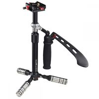 Für weitere Info hier klicken. Artikel: ifootage Wildcat Handheld Stabilizer x{2162}-Aluminum