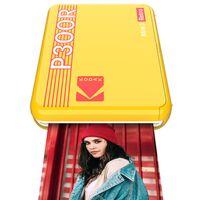 Für weitere Info hier klicken. Artikel: Kodak Mobiler Drucker Mini 3 Plus Retro 3,3x3,3 gelb