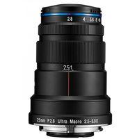 Zum Vergrößern hier klicken. Artikel: LAOWA 25mm f/2,8 Ultra Makro 2,5-5x Canon EF