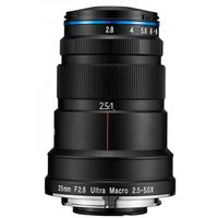 Für weitere Info hier klicken. Artikel: LAOWA 25mm f/2,8 Ultra Macro 2,5-5x Pentax K Vollformat