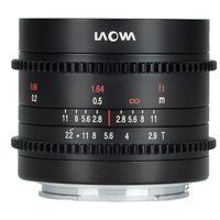 Für weitere Info hier klicken. Artikel: LAOWA 9mm f/2,9 Zero-D Cine Micro Four Thirds