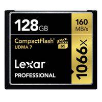 Für weitere Info hier klicken. Artikel: Lexar Professional CompactFlash 1066x UDMA7, 160MB/s 128 GB