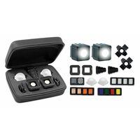 Für weitere Info hier klicken. Artikel: Lume Cube Professional Lighting Kit LC2