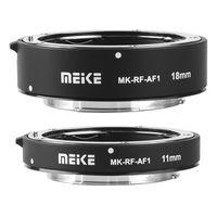 Für weitere Info hier klicken. Artikel: Meike Adapter Extension Tube Set 11mm/18 mm EOS R