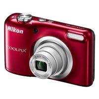 Zum Vergrößern hier klicken. Artikel: Nikon Coolpix A 10 inkl. Tasche rot