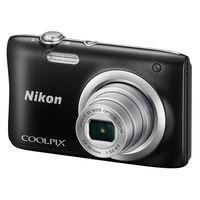 Zum Vergrößern hier klicken. Artikel: Nikon Coolpix A 100 schwarz
