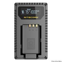 Für weitere Info hier klicken. Artikel: Nitecore USB-Ladegerät mit LCD-Display FX1 für Fujifilm NP-W126 / NP-W126S