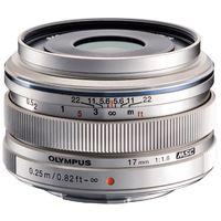 Für weitere Info hier klicken. Artikel: Olympus M.Zuiko AF 17mm f/1,8 silber Micro Four Thirds