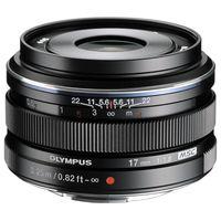 Für weitere Info hier klicken. Artikel: Olympus M.Zuiko AF 17mm f/1,8 schwarz Micro Four Thirds