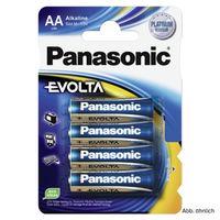 Für weitere Info hier klicken. Artikel: Panasonic Batterie Evolta Mignon AA 4er-Pack