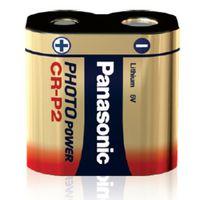 Für weitere Info hier klicken. Artikel: Panasonic Batterie Photo-Lithium CR-P2L 1er-Pack
