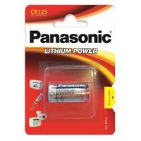 Für weitere Info hier klicken. Artikel: Panasonic Batterie Photo-Lithium CR123A 1er-Pack