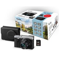 Für weitere Info hier klicken. Artikel: Panasonic DC-TZ96 Special Edition +PH 32GB SD Karte+Tasche silber