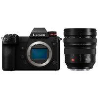 Für weitere Info hier klicken. Artikel: Panasonic Lumix DC-S1 Gehäuse + Lumix S Pro 16-35mm f/4,0