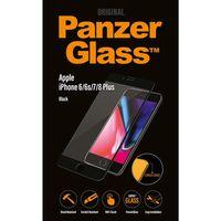Für weitere Info hier klicken. Artikel: Panzerglass 2,5D Schutzglas iPhone 6/6s/7/8+ schwarz