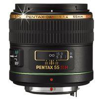 Zum Vergrößern hier klicken. Artikel: Pentax DA 55mm f/1,4 SDM Pentax K