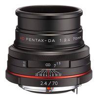 Pentax DA 70mm f/2,4 HD Limited Pentax K schwarz