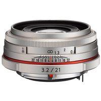Für weitere Info hier klicken. Artikel: Pentax DA 21mm f/3,2 HD AL Limited Pentax K silber