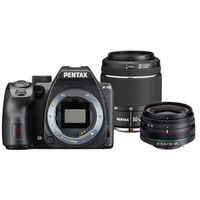 Zum Vergrößern hier klicken. Artikel: Pentax K-70,DA-L 18-50 WR+50-200 WR