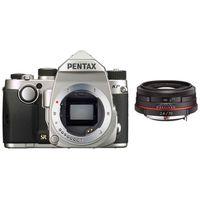 Zum Vergrößern hier klicken. Artikel: Pentax KP,DA 2,8/ 70 HD silber