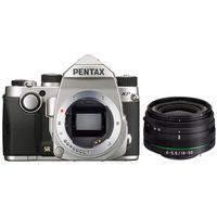 Für weitere Info hier klicken. Artikel: Pentax KP + DAL 18-50mm WR silber