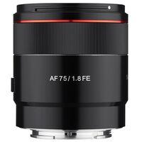 Für weitere Info hier klicken. Artikel: Samyang 75mm f/1.8 AF Sony FE-Mount