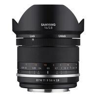 Für weitere Info hier klicken. Artikel: Samyang MF 14mm F2,8 II Nikon FX