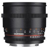 Für weitere Info hier klicken. Artikel: Samyang MF 85mm f/1,5 Video Fujifilm X