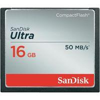 Für weitere Info hier klicken. Artikel: SanDisk Ultra, Compact Flash, 50MB/s 16 GB